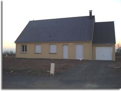 Maison kerbea 62 lens mod le keranna for Construire maison kerbea